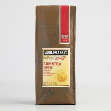 12-oz. World Market® Sumatra Coffee, Set of 6